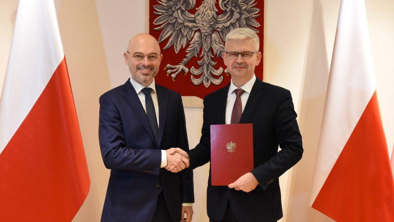 Premier Mateusz Morawiecki powołał Ireneusza Zyskę na stanowisko pełnomocnika rządu ds. Odnawialnych Źródeł Energii