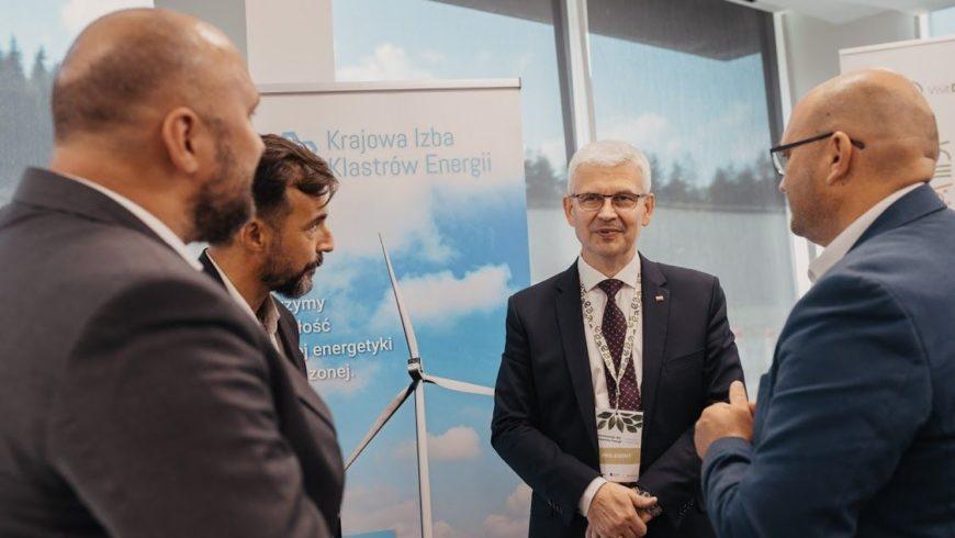 Krajowa Izba Klastrów Energii partnerem konferencji dla klastrów w Dusznikach (3-4 września)