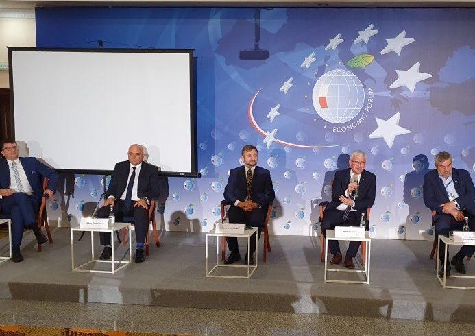 Krajowa Izba Klastrów Energii na Forum Ekonomicznym w Karpaczu