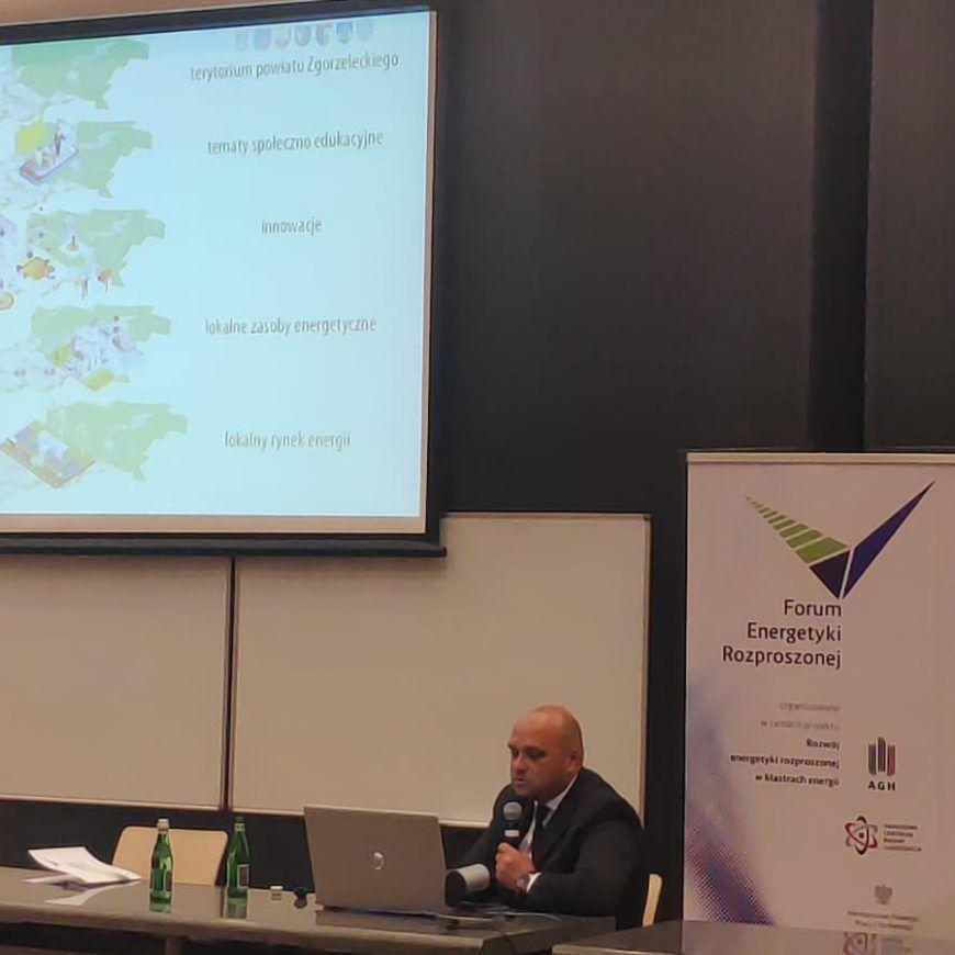 Krajowa Izba Klastrów Energii na III Forum Energetyki Rozproszonej w Krakowie