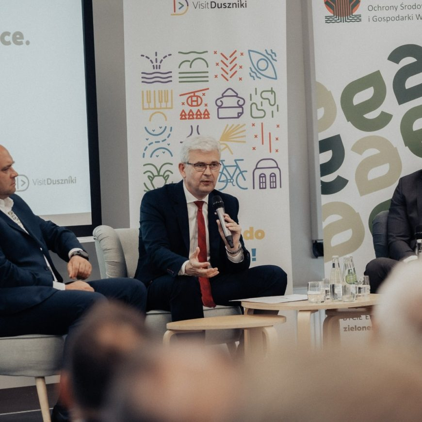 KIKE na Konferencji dla Klastrów Energii w Dusznikach-Zdroju