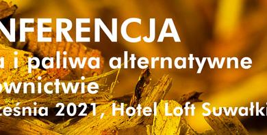 """II Konferencja """"Biomasa i paliwa alternatywne w ciepłownictwie"""""""